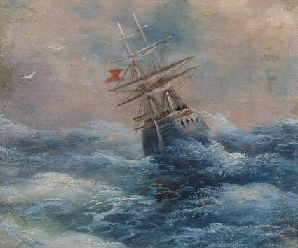 sea-with-a-ship